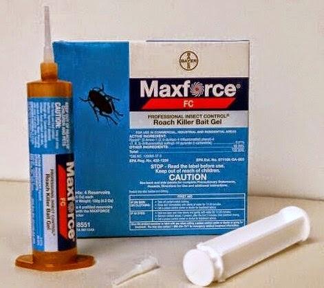 1.Thuốc diệt gián Maxfore FC ( Bả diệt gián Maxfore FC) 1
